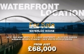 Waterloo House - 25,000 - £30,000 Below developers list price